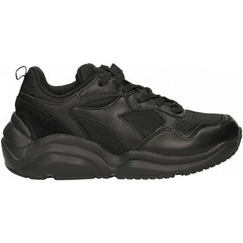 Schuhe Laufschuhe Diadora WHIZZ RUN c8019-bianco-nero-viola