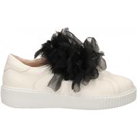 Schuhe Damen Sneaker Low Tosca Blu CAMILLE c99-nero