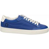 Schuhe Damen Sneaker Low Date JET REFLEX bluette