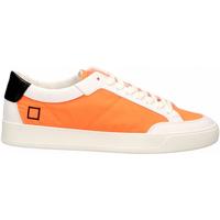 Schuhe Damen Sneaker Low Date JET REFLEX orange