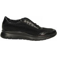 Schuhe Damen Sneaker Low Frau PIPERtech nene-nero