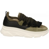 Schuhe Damen Sneaker Low 181 KYOGA LYCRA safari