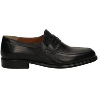 Schuhe Herren Slipper Edward's OLBIA nero-nero