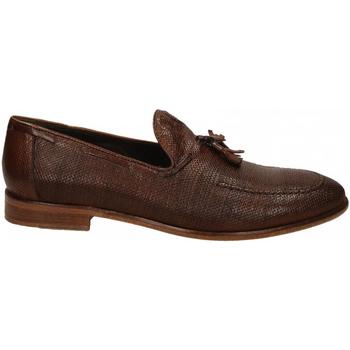 Schuhe Herren Slipper J.p. David PAFUR cuoio-scuro