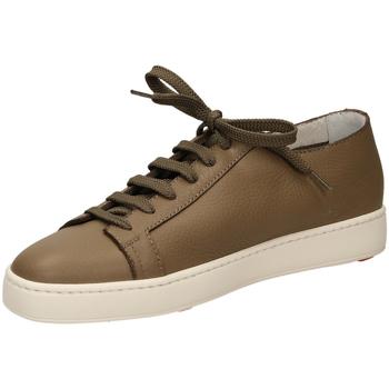 Schuhe Herren Sneaker Low Santoni TENNIS 6F iam61-taupe