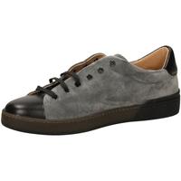 Schuhe Herren Sneaker Low Frau SUEDEBIMATER grigi-grigio
