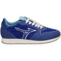 Schuhe Herren Sneaker Low Mizuno ETAMIN 2 PERFOR blu-blu