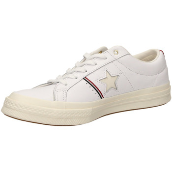 Schuhe Herren Sneaker Low All Star ONE STAR OX where-bianco
