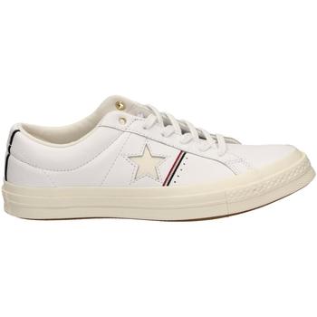 Schuhe Herren Sneaker Low All Star ONE STAR OX where-bianco
