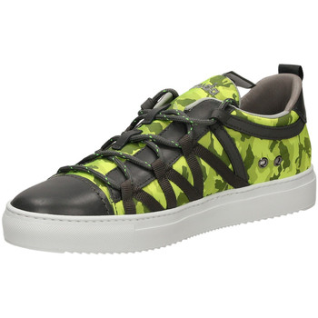 Schuhe Herren Sneaker Low Barracuda  lime-lime