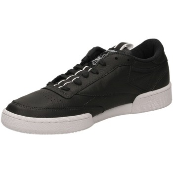 Schuhe Herren Sneaker Low Reebok Sport CLUB C 85 RT black-nero
