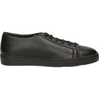 Schuhe Herren Sneaker Low Santoni TENNIS 6F+T.LIS+INF ydn01-nero