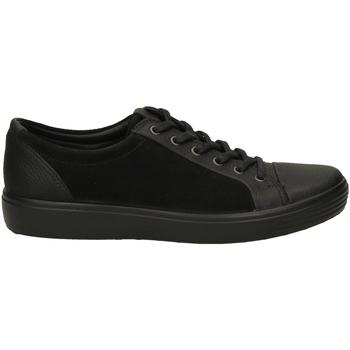 Schuhe Herren Sneaker Low Ecco SOFT 7 MENS RUDO SPI black-nero