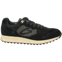 Schuhe Herren Sneaker Low Guardiani PATWIN kx00-nero