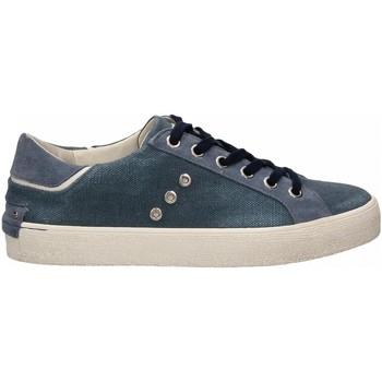 Schuhe Herren Sneaker Low Crime London CRIME light-blue