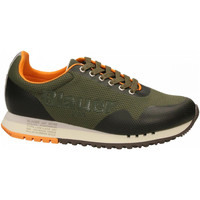 Schuhe Herren Sneaker Low Blauer DENVER01 - MAN MESH RUNNING mil-military-green