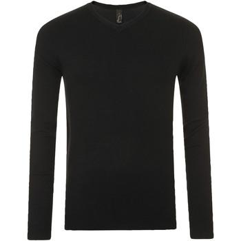 Kleidung Herren Pullover Sols GLORY SWEATER MEN Negro