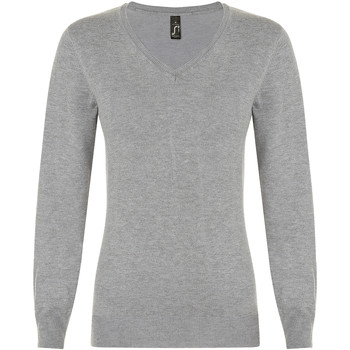 Kleidung Damen Pullover Sols GLORY SWEATER WOMEN Gris