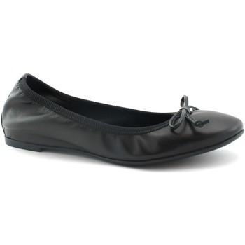Schuhe Damen Ballerinas Frau FRA-CCC-70N0-NE Nero