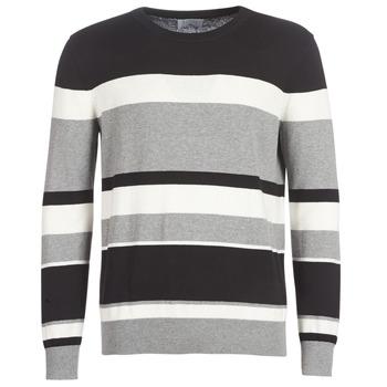 Kleidung Herren Pullover Casual Attitude LORISS Schwarz / Grau