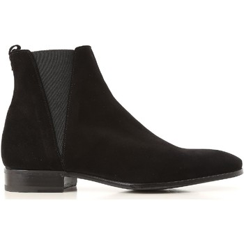 Schuhe Herren Boots D&G A60176 AU998 80999 nero