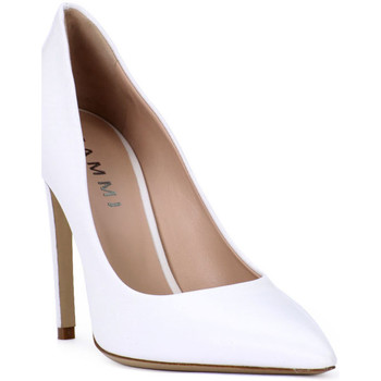 Schuhe Damen Pumps Priv Lab BIANCO NAPPA Bianco