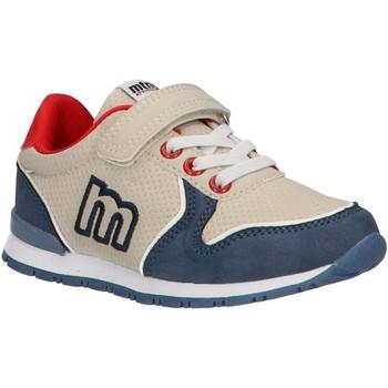Schuhe Kinder Sneaker Low MTNG 47707 Gris