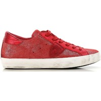 Schuhe Damen Sneaker Low Philippe Model CLLD XM89 rosso