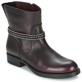 Schuhe Mädchen Boots Unisa GEMA Bordeaux
