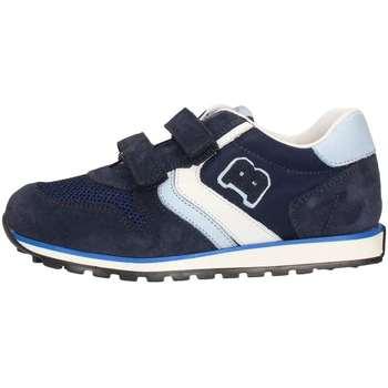 Schuhe Jungen Sneaker Low Balducci FEEL1455 BLUE