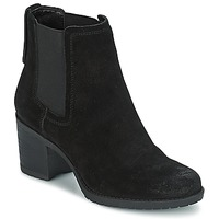 Schuhe Damen Low Boots Sam Edelman HANLEY Schwarz