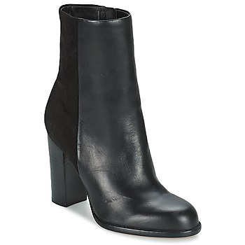 Schuhe Damen Low Boots Sam Edelman REYES Schwarz