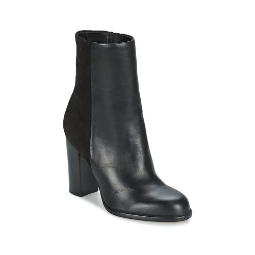 Sam Edelman REYES Schwarz  Schuhe Low Boots Damen 148,80