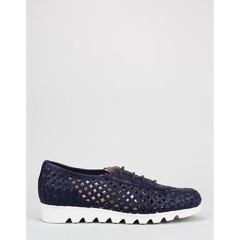 Schuhe Damen Derby-Schuhe Amanda TONO Blau