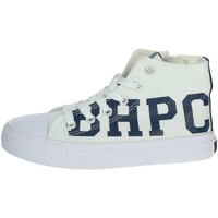 Schuhe Kinder Sneaker High Beverly Hills Polo Club BH4036 Weiss