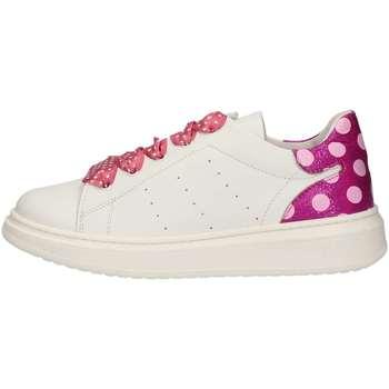 Schuhe Mädchen Sneaker Low Balducci STAN1352 WEISS