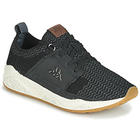 Schuhe Herren Sneaker Low Kappa JASMO Schwarz