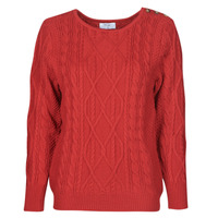 Kleidung Damen Pullover Betty London LEONIE Rot