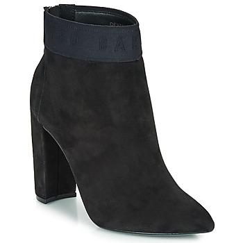 Schuhe Damen Low Boots Ted Baker PRENOM Schwarz