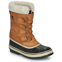 Schuhe Damen Schneestiefel Sorel WINTER CARNIVAL Camel
