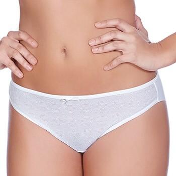 Unterwäsche Damen Damenslips Freya AA1845 WHE Weiss