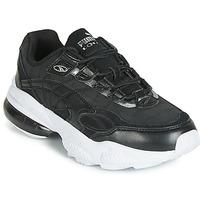 Schuhe Damen Sneaker Low Puma CELL VENOM HYPERTECH Schwarz / Weiss