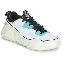 Schuhe Damen Sneaker Low Puma NOVA 2 Weiss