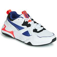 Schuhe Damen Sneaker Low Puma NOVA 2 Weiss / Blau