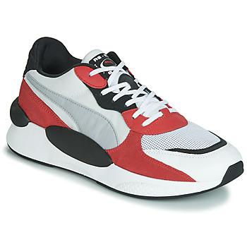 Schuhe Herren Sneaker Low Puma RS-9.8 TN SPACE Weiss / Rot