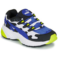 Schuhe Kinder Sneaker Low Puma CELL ALIEN OG PS Blau