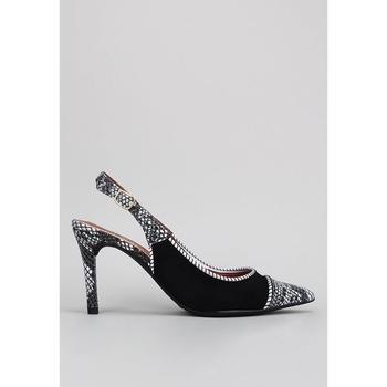 Schuhe Damen Sandalen / Sandaletten Vexed 18869 Schwarz