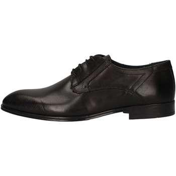Schuhe Herren Derby-Schuhe Valleverde 13886 BLACK