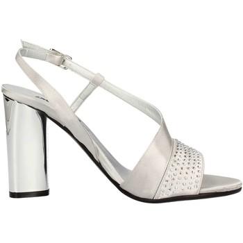 Schuhe Damen Sandalen / Sandaletten Melluso J571 SILVER