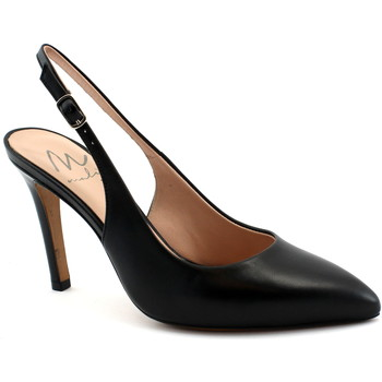 Schuhe Damen Sandalen / Sandaletten Malù Malù MAL-E19-1911-NE Nero